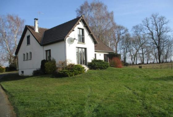 Maison à louer Monceau-le-Neuf-et-Faucouzy