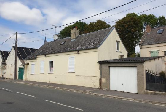Maison à vendre La Ferté-Chevresis